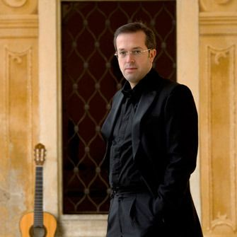The London debut of internationally renowned classical guitarist Andrea Dieci