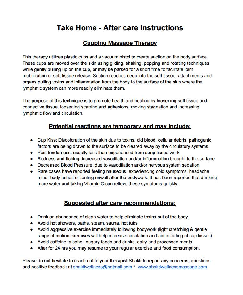 Intake Forms Shakti Wellness Massage Modalities Nap Pinterest