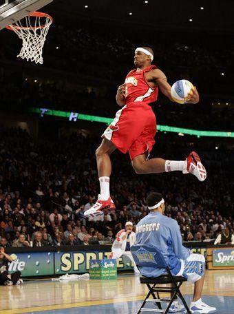 Basketball Slam Dunks Pile Of Photos