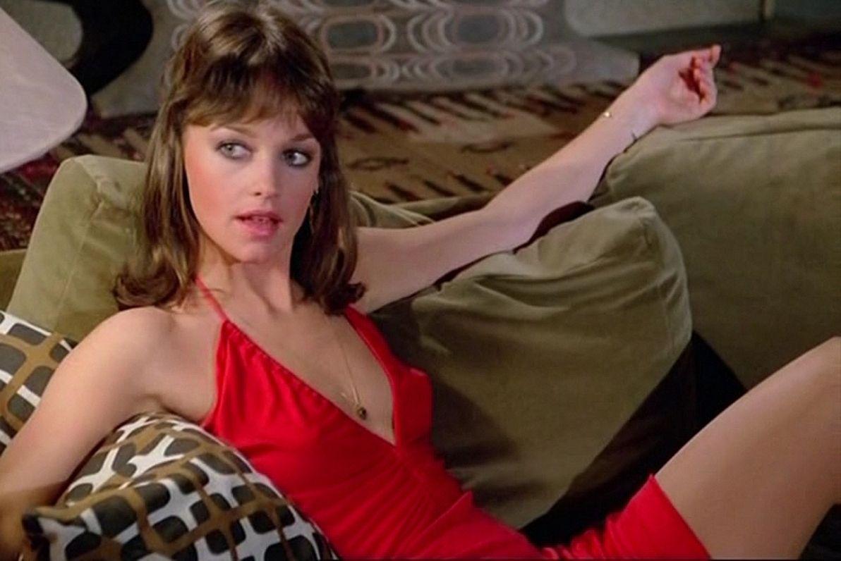 """Pamela Sue Martin"" AKA Nancy Drew ~ Slinkily gorgeous in Dynasty >> as Fallon Carrington=) | Pamela sue martin in her bathing suit | Pinterest | Pamela sue ..."