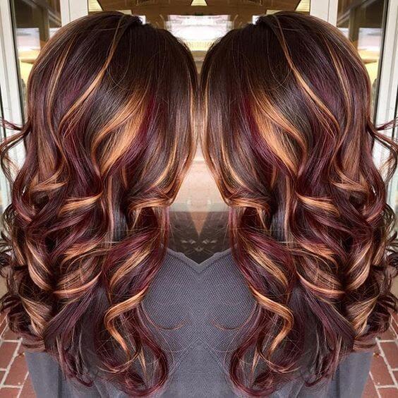 11 Best Dark Brown Hair With Caramel Highlights Hairstyles