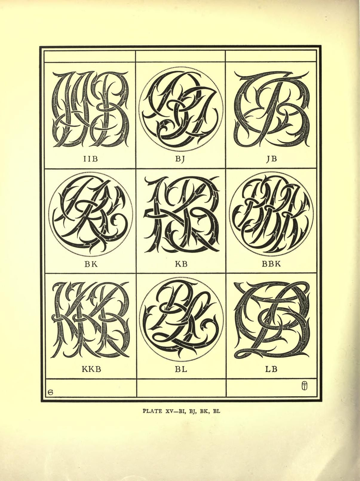 Monograms u ciphers iniciales pinterest monograms and craft