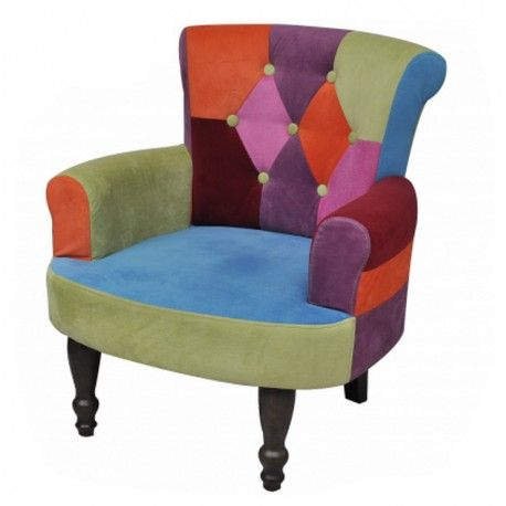 Fauteuil Crapauds Crapauds Velours MulticolorFauteuils MulticolorFauteuils Fauteuil Velours Crapaud Crapaud Yfb7gy6