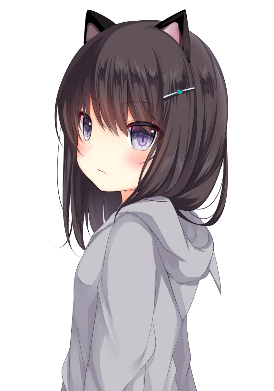 awesome cute neko girl neko pinterest anime anime girl neko