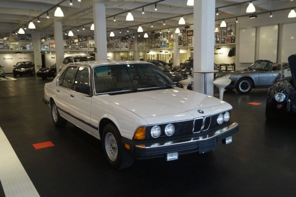 Used 1983 BMW 7 Series 733i San Francisco, CA Bmw 7