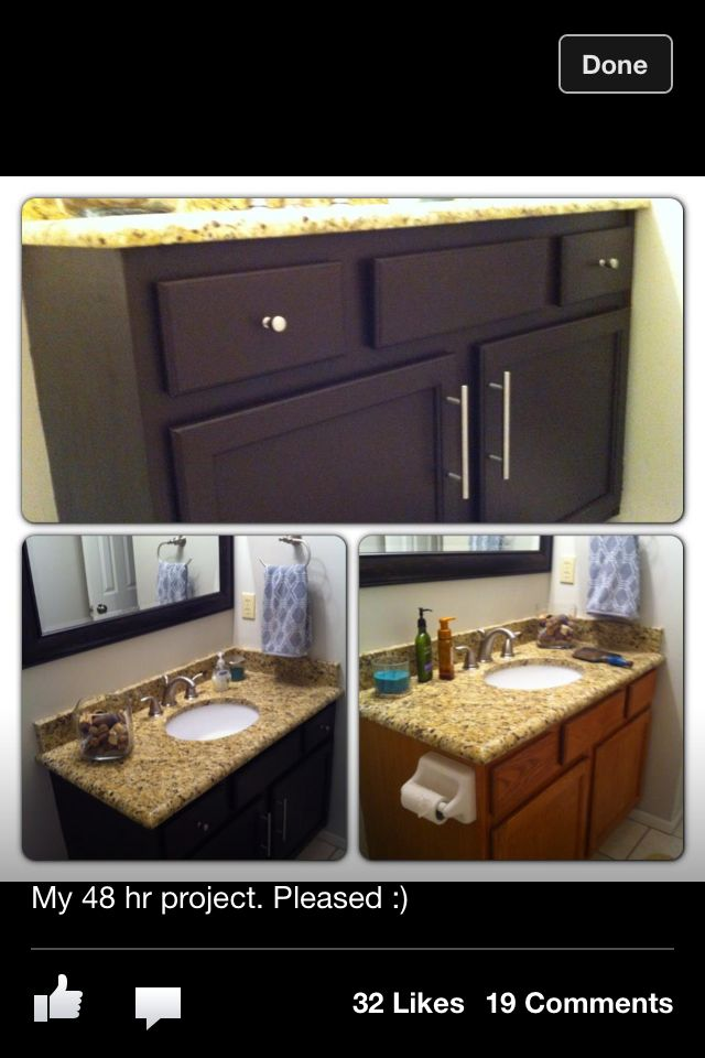 Bon Rustoleum Cabinet Refacing Kit. So Flipping EASY! DIY For The Short  Attention Span!