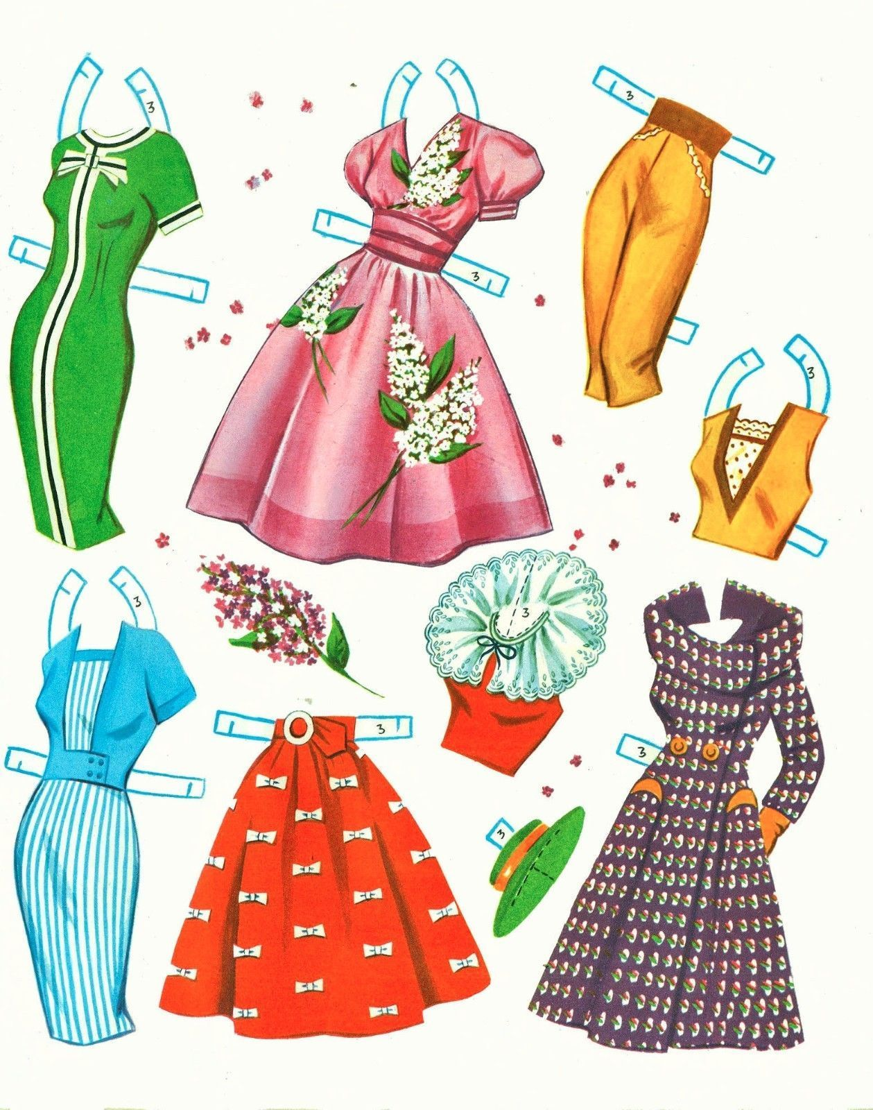VINTAGE UNCUT 1960s LILAC TIME PAPER DOLL ~SAALFIELD~ORG SZ~LASER REPRO NO1 SELL  | eBay,  #1960s #doll #eBay #Lilac #No1 #paper #paperDollhouses #REPRO #SAALFIELDORG #Sell #SZLASER #Time #Uncut #Vintage