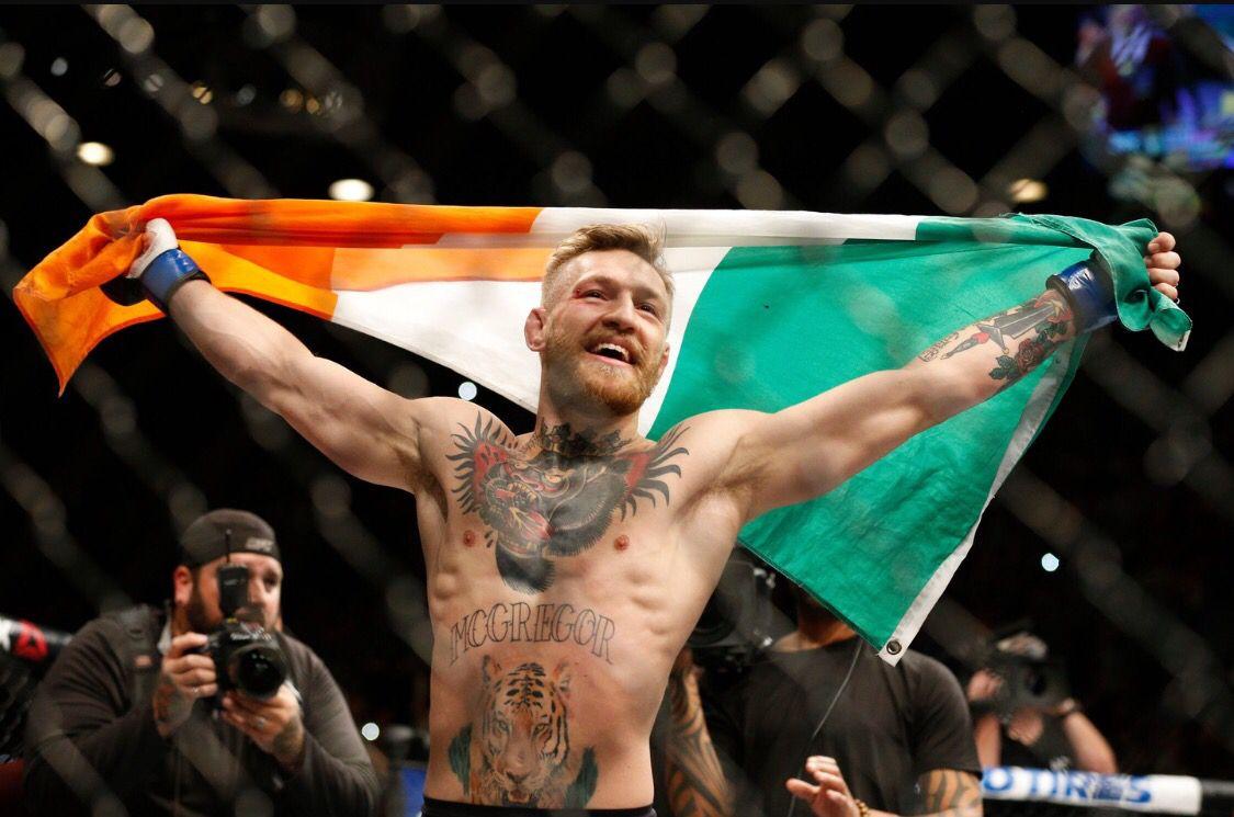 Conor Mcgregor Irish Pride Conor Mcgregor Ufc Conor Mcgregor Mcgregor