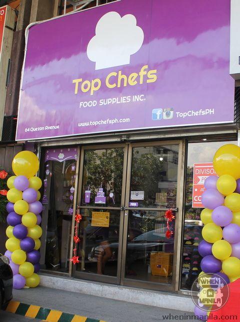 Top Chefs Baking Supplies