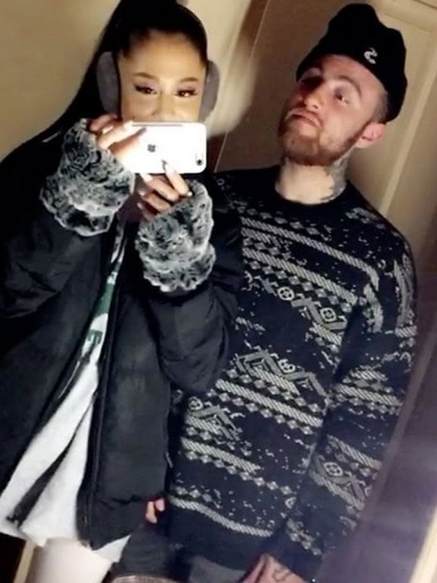 As Ariana Grande confirms Mac Miller split – see their love story in pictures