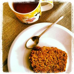 PLATS & PATCH: Carrot Cake