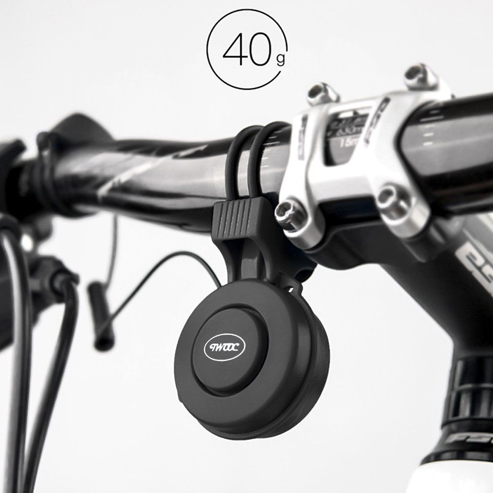 Bikein Electric Bike Bell 4 Models 120 Db Waterproof Bike Horn
