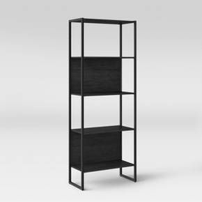 Simple And Practical, The Ellis 4 Shelf Bookcase From Project 62™ Is An