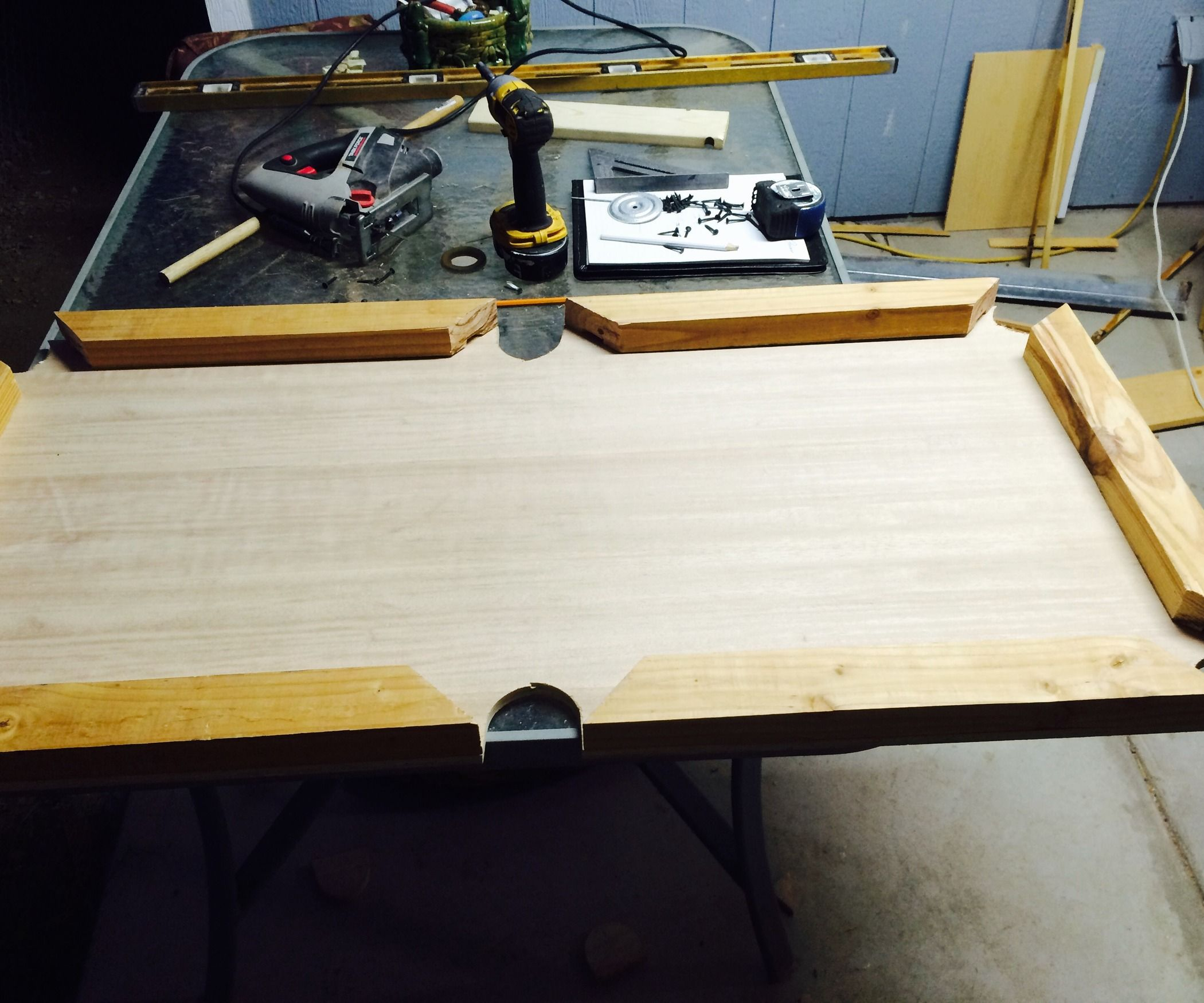 Make Your Very Own Pool Table