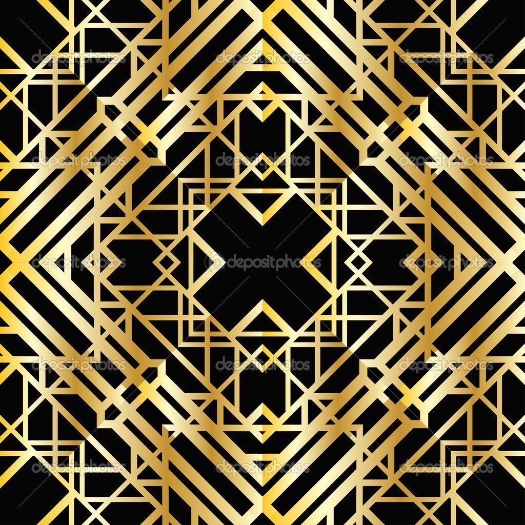 Abstract geometric pattern, by Marochkina, via Dreamstime | Art ...