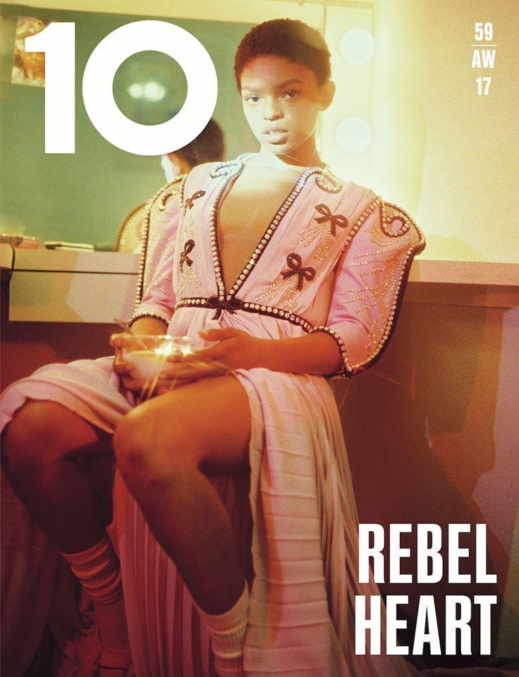 Selah Marley | 10 Magazine Autumn / Winter 2017 ...