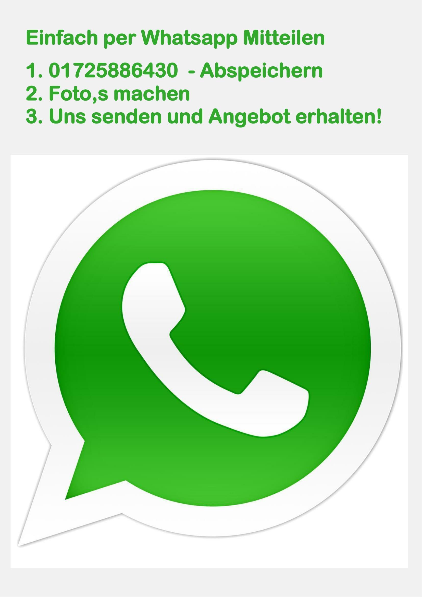 Autoankauf Langenhagen Whatsapp logo, Word logo