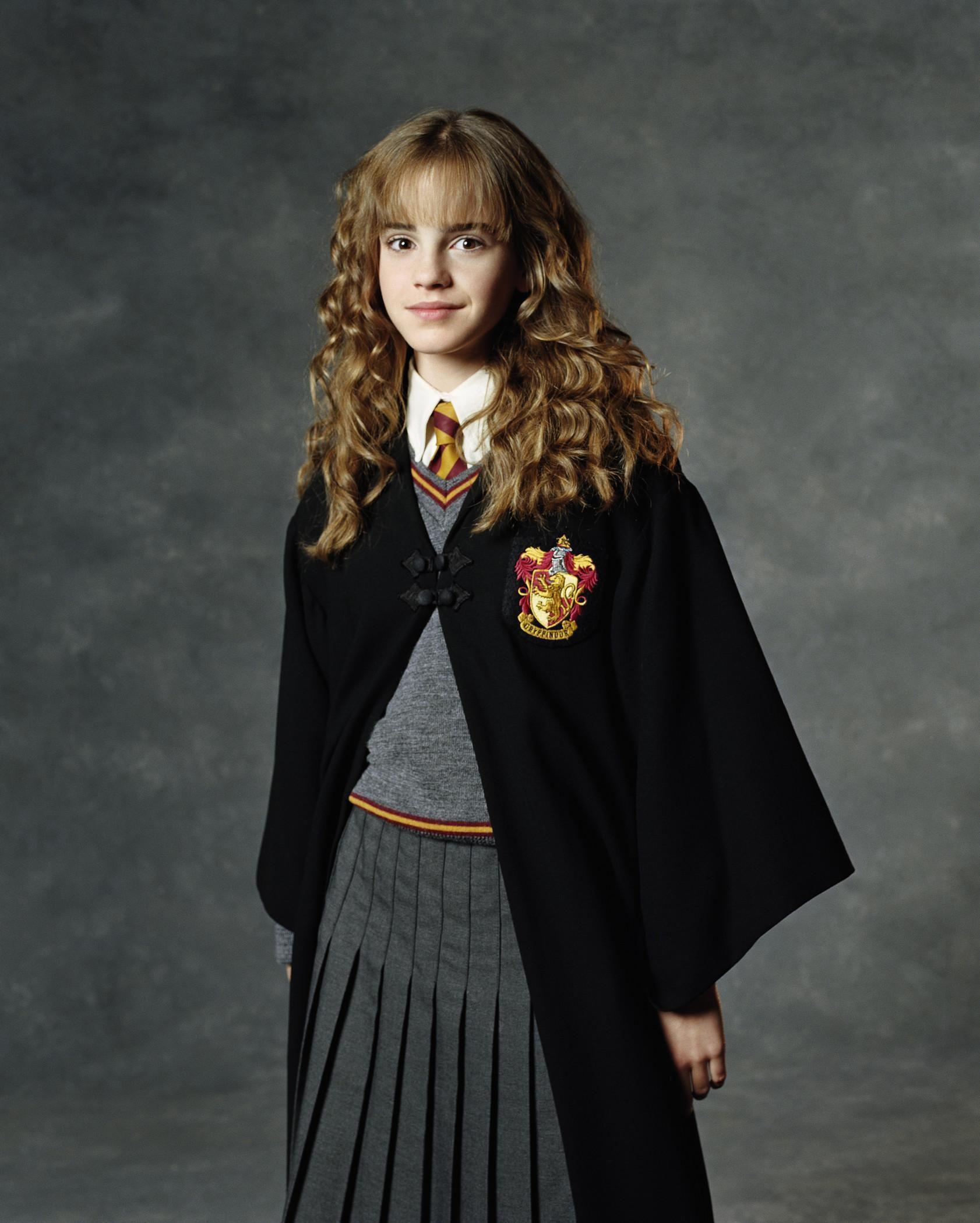 Hermione Granger Hermine Granger Kostum Hermine Granger Harry Potter Hermione