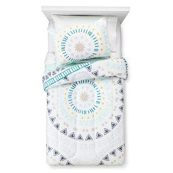 Bedding Set Medallion White - Room Essentials™