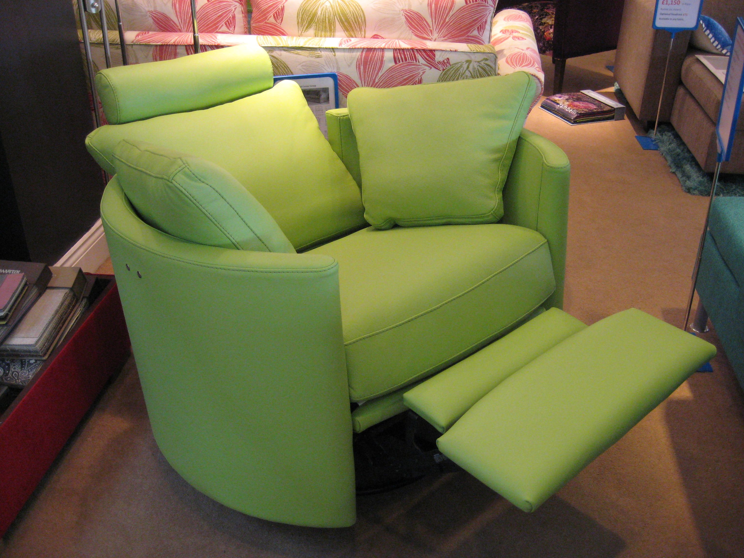 Best The Wonderfully Comfortable Modern Electric Armchair 400 x 300