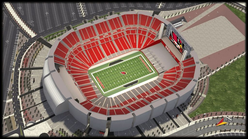 University Of Arizona Football Stadium Seating Chart Arizona
