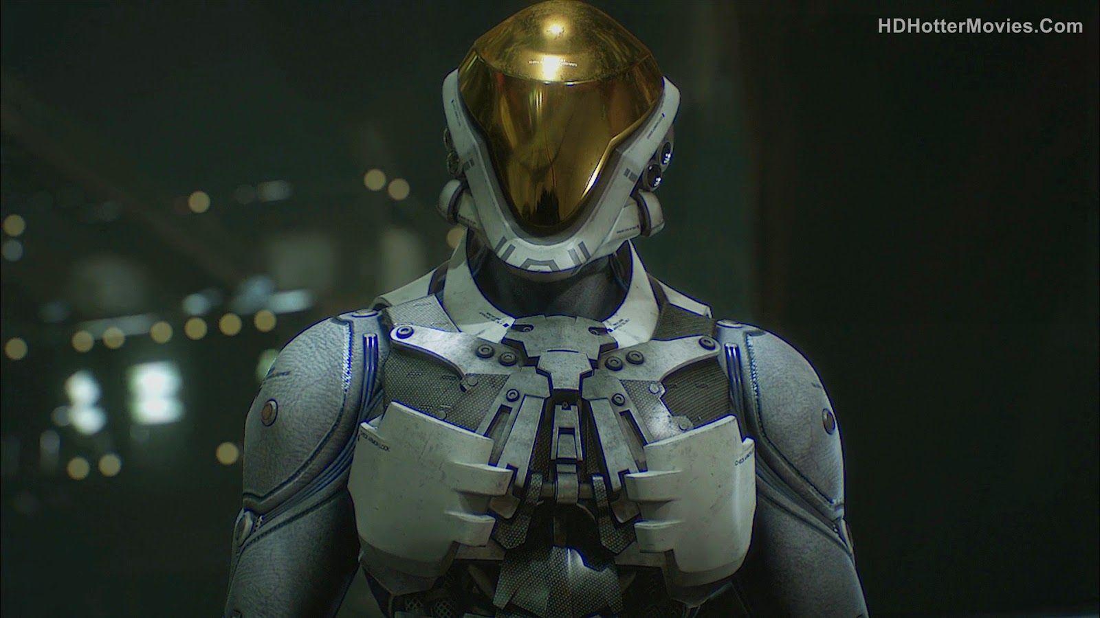 Appleseed Alpha Talos Combat Suit Samurai Helmet Cyberpunk Character