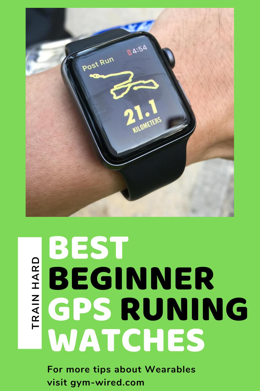 Best Beginner GPS Running Watch in 2020 Running watch