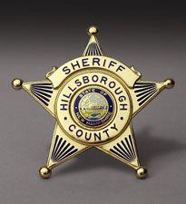 Captivating Hillsborough County Sheriff Badge   Dear Sheriff: Uphold The Law