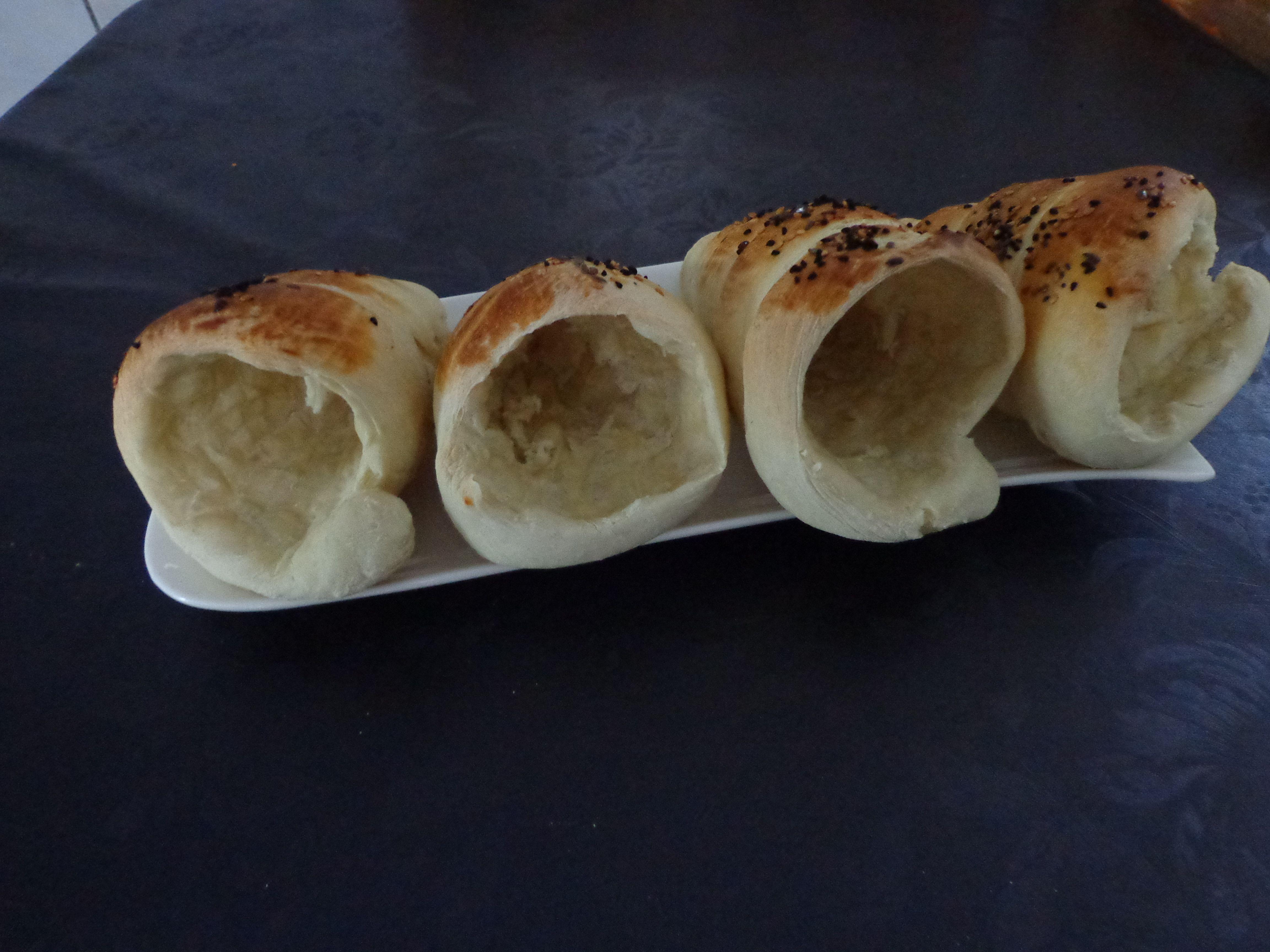 Lekkere broodjes klaar!
