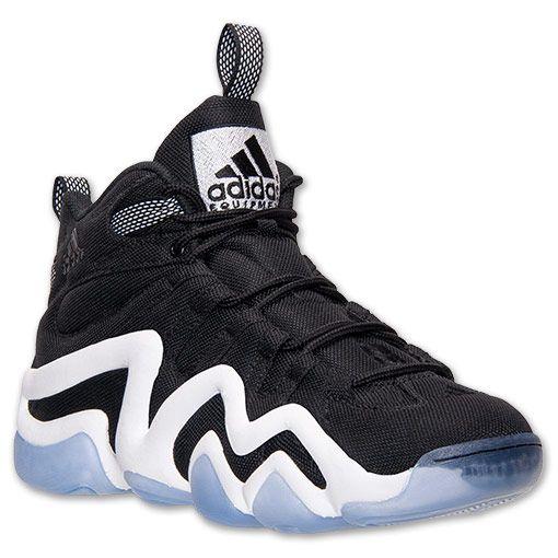 Men Adidas Crazy 8 Core Black Shoes