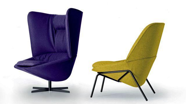 étourdissant fauteuil design salon