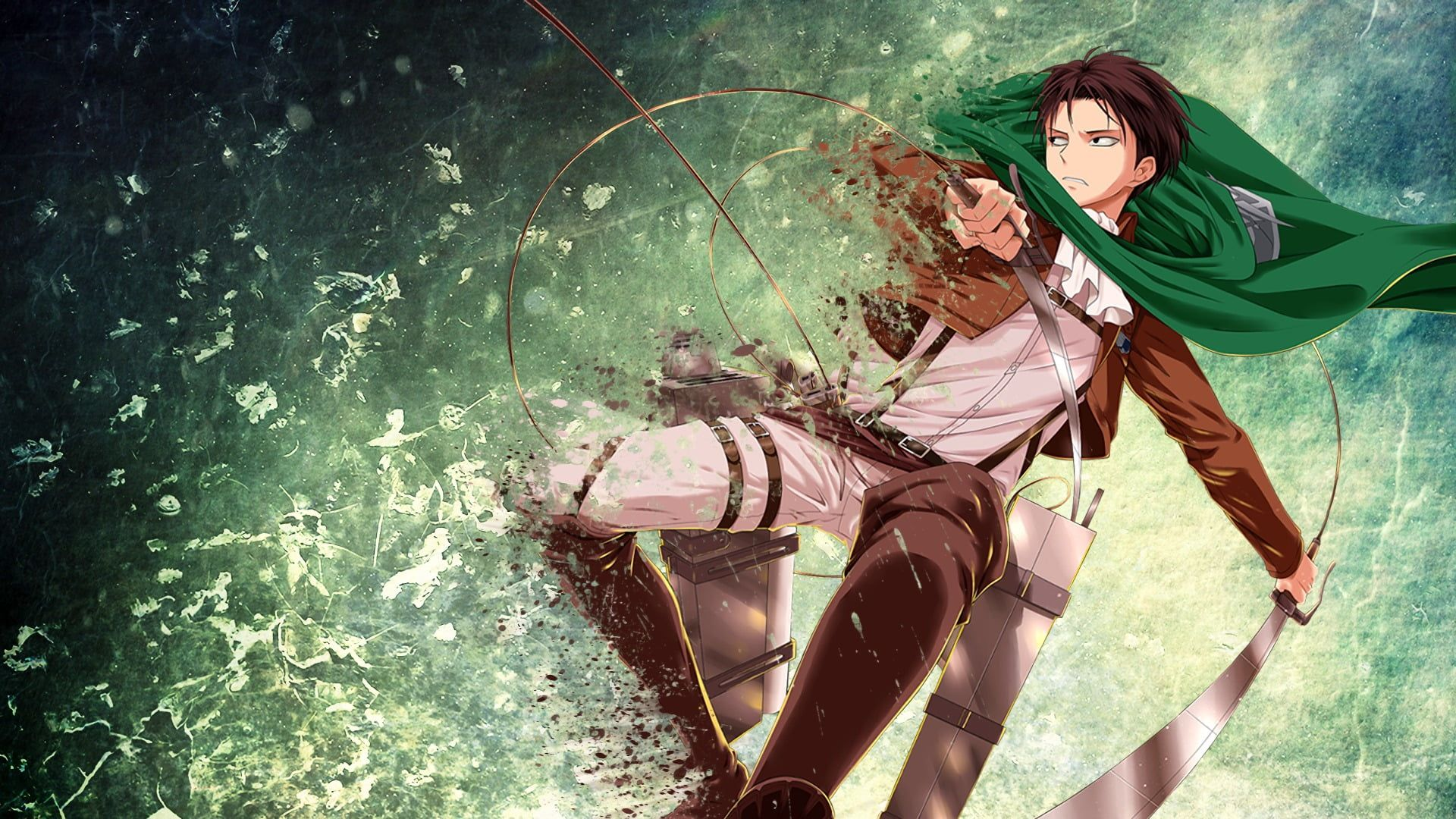 Anime Attack On Titan Levi Ackerman 1080p Wallpaper Hdwallpaper Desktop Attack On Titan Attack On Titan Levi Anime