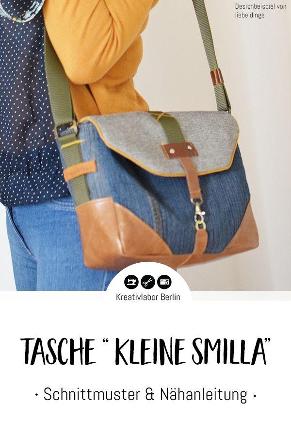 (Kamera)-Tasche Klein-Smilla - Kreativlabor Berlin