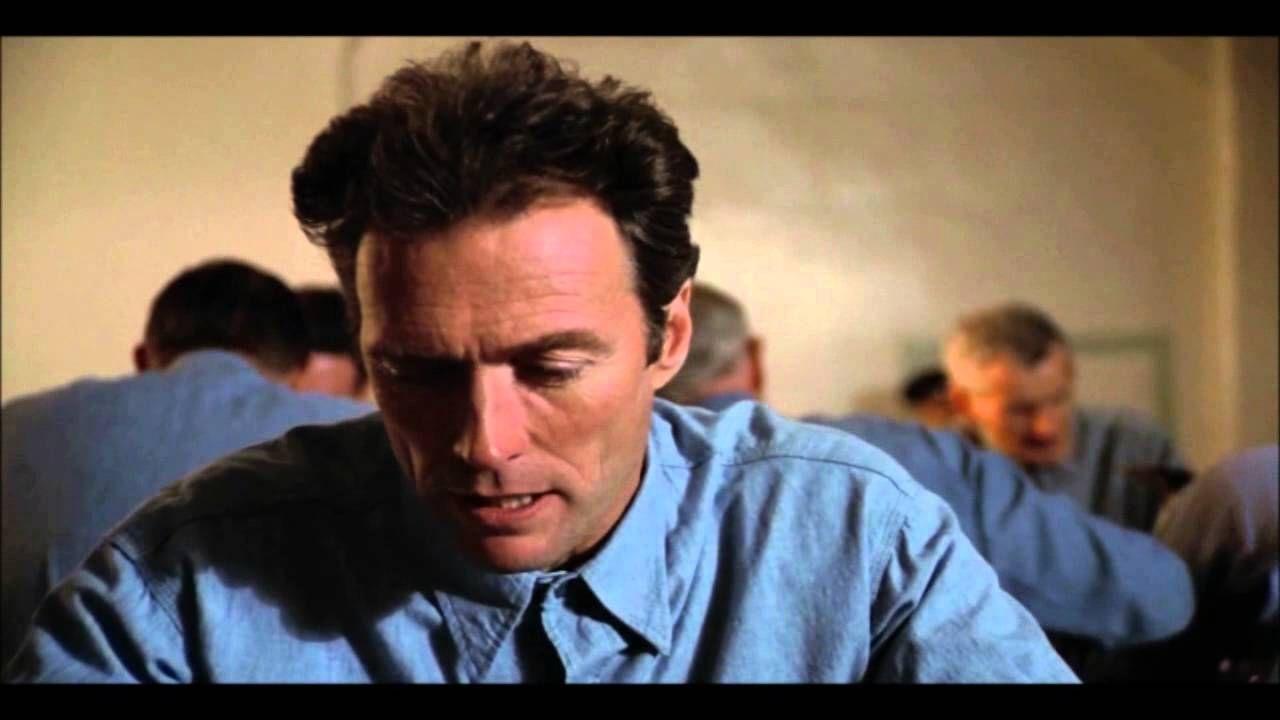 Escape From Alcatraz Trailer