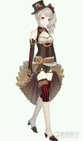 Pin by lay lay on manga | Pinterest | Anime Anime outfits and Girls