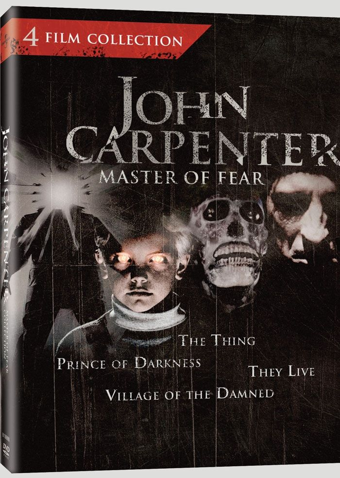 Halloween Dvd Box Set.John Carpenter Dvd Box Set Release Films By John Carpenter