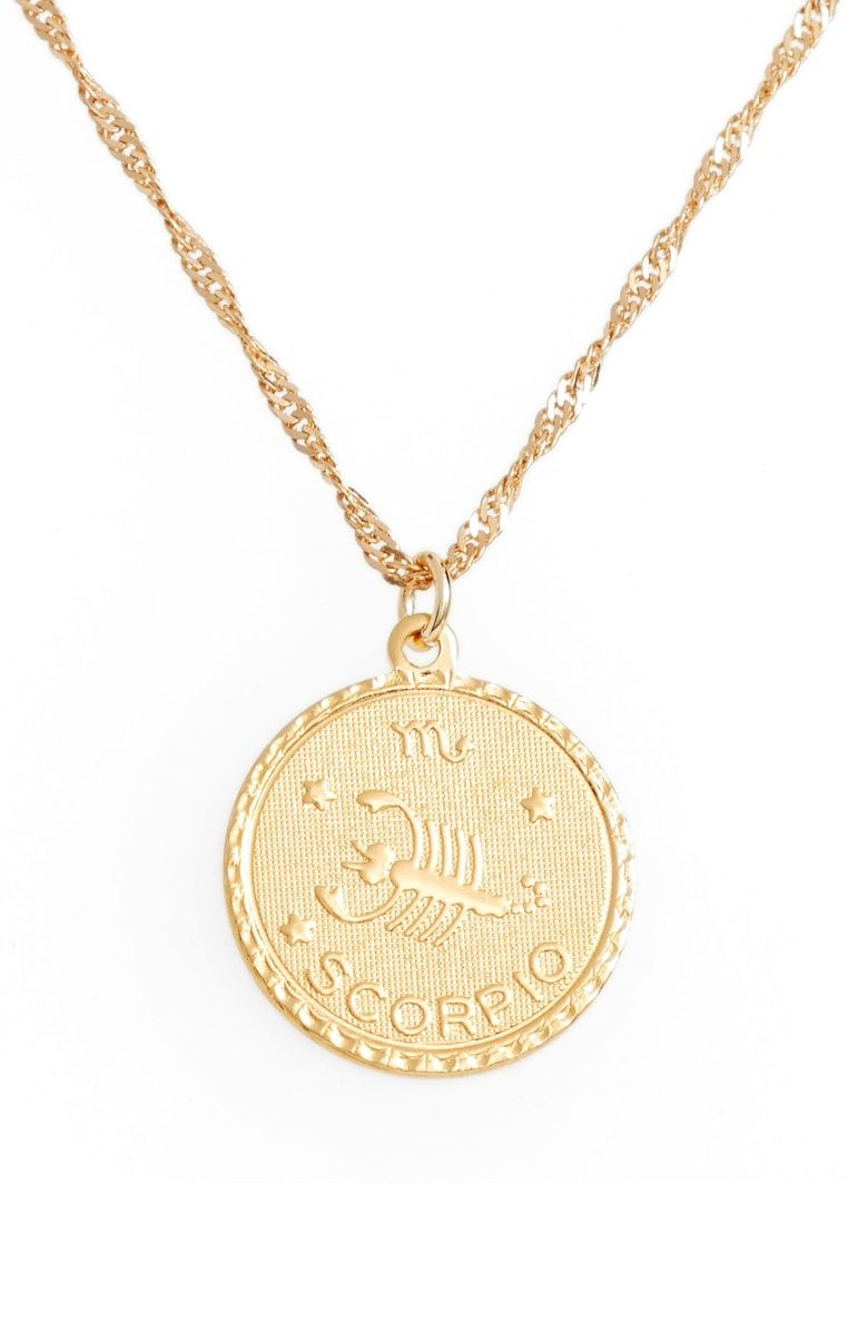 Free shipping and returns on cam jewelry ascending zodiac medallion
