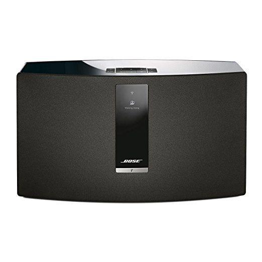 Bose Soundtouch 30 Series Iii Wireless Bluetooth Wi Fi Speaker System White Amazon Co Uk Hi Fi Speaker Wireless Music System Music System Wifi Speakers