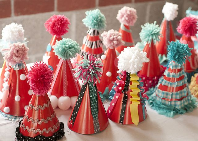 Check out these beauties! Just let your kids go wild with their arts and crafts kit and you will have amazing results!