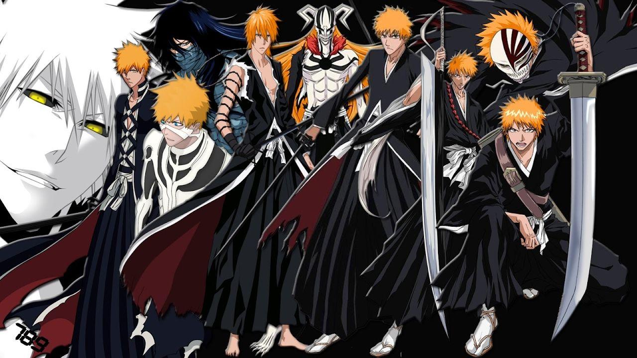 Bleach Amv Cannibal Bleach Anime Ichigo Bleach Anime Bleach Characters