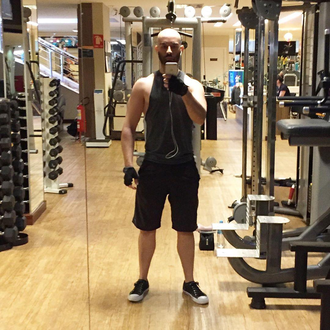 #selfie #gym #fit #fitness #diet #mirror selfie