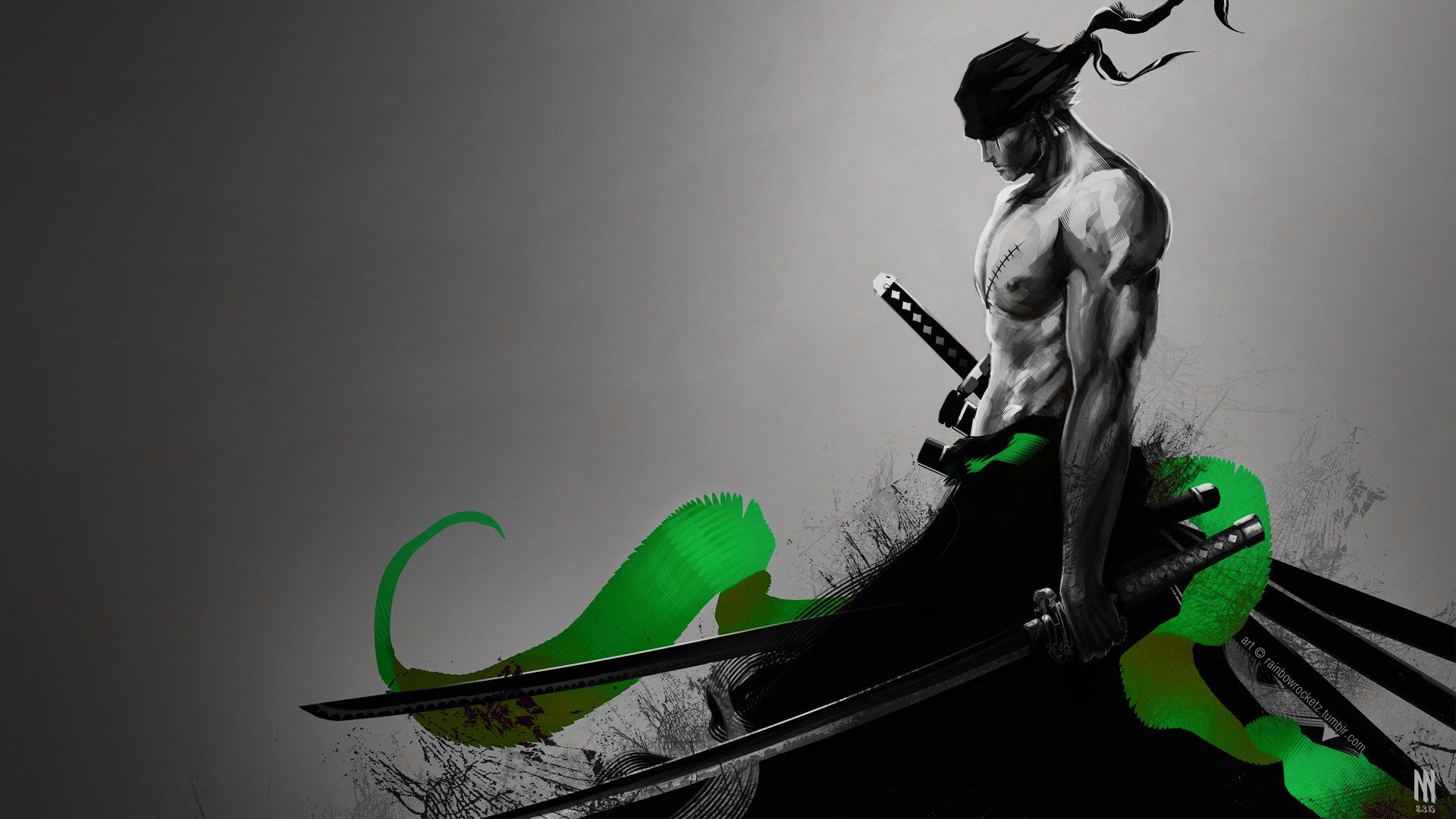 One Piece Zoro Wallpapers Iphone For Desktop Background