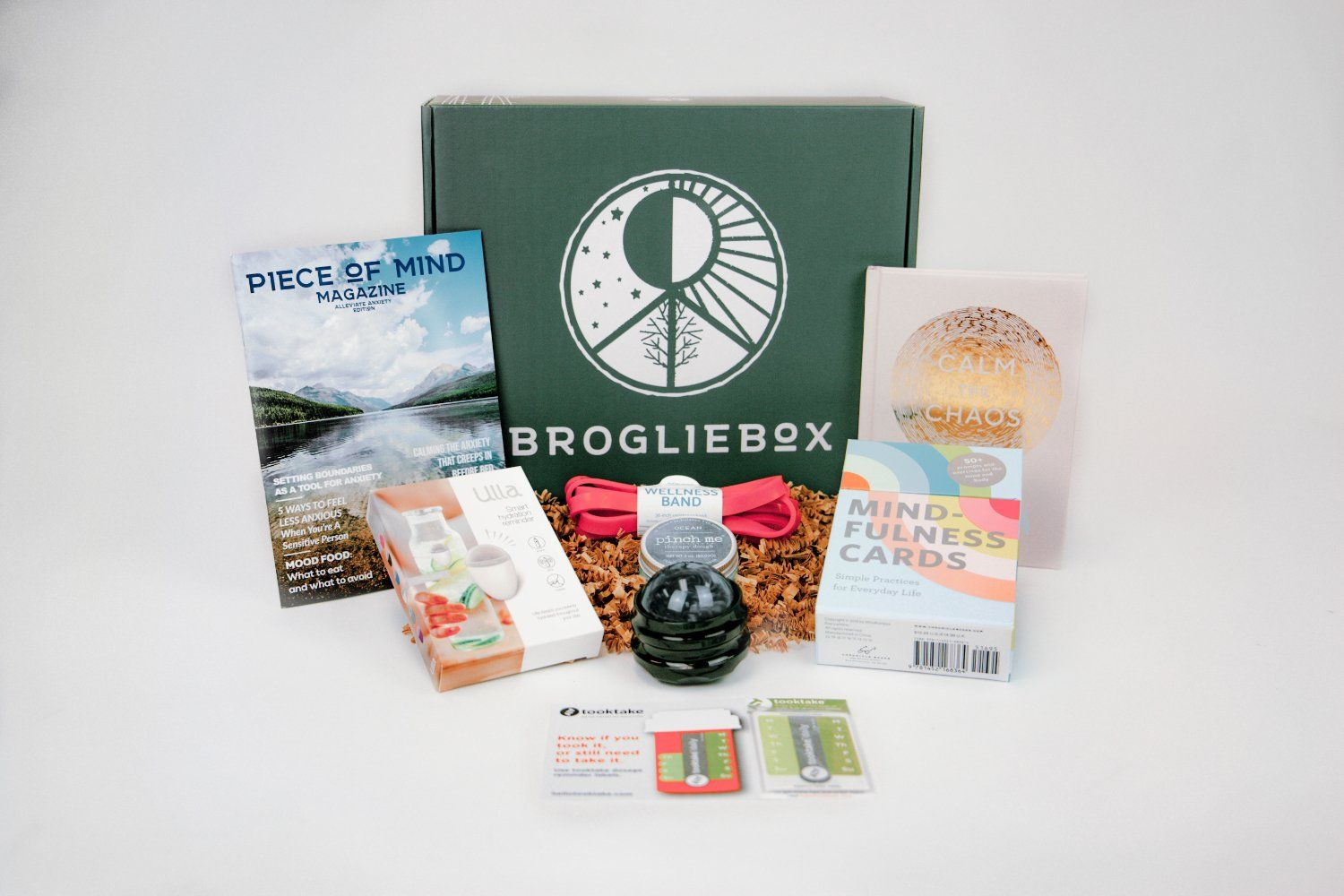 23+ Alleviate Anxiety Deluxe Box