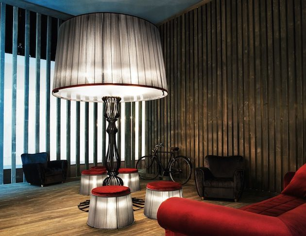 Victoria Large Scale Floor Lamp By Italamp 1 Little Surrealism