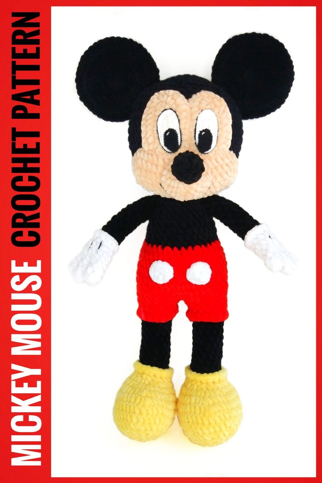 Amigurumi Little Mouse Crochet Free Patterns | Crochet amigurumi ... | 1536x1024