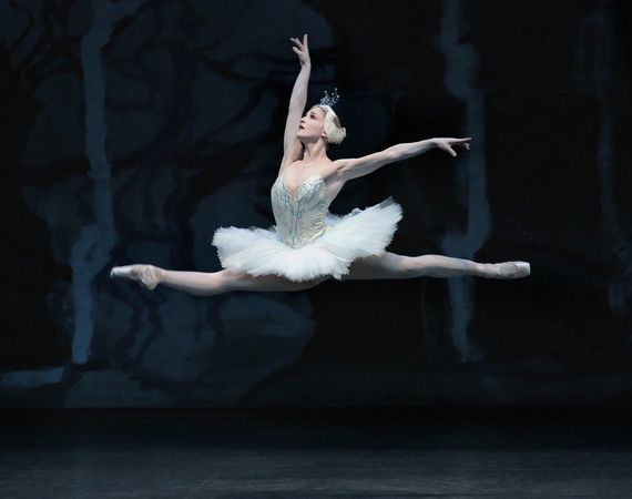 Global Warming Hits New York City Ballet S Swan Lake Swan Lake Swan Lake Ballet City Ballet