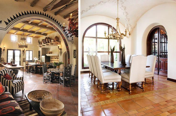 spanish decor | decorating ideas