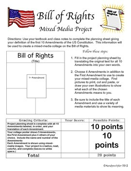first 5 bill of rights