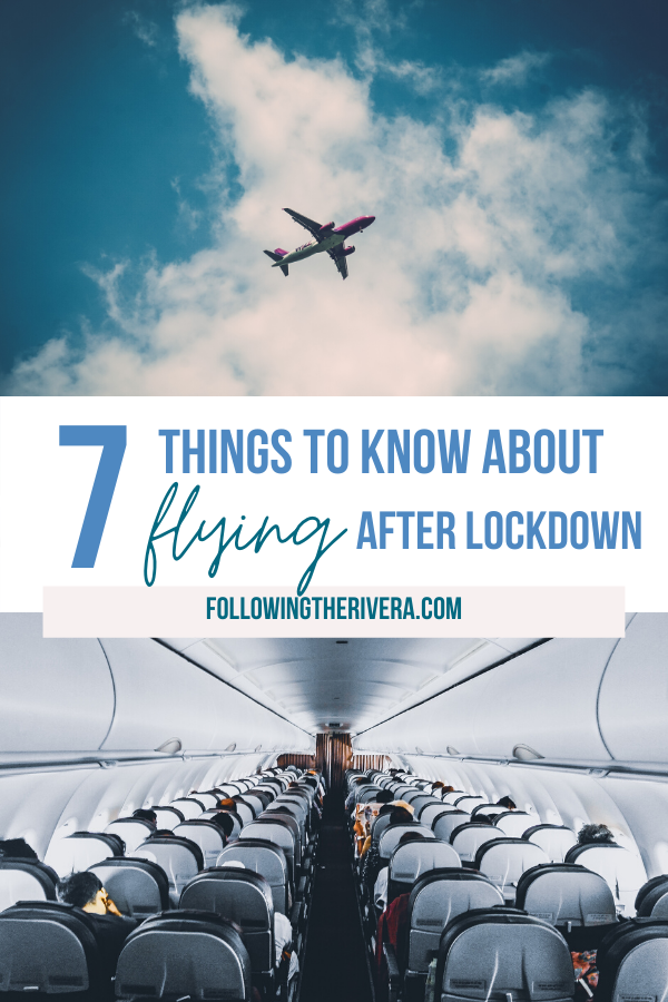 7 Things To Know About Flying After Lockdown Following The Rivera Virtual Travel International Travel Tips Culture Travel
