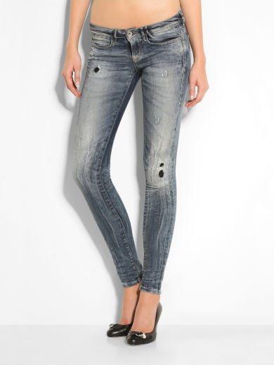 2ba79495 Jeans femme Guess, craquez sur le Jegging Flex Jean by Guess prix promo  GUESS 140.00